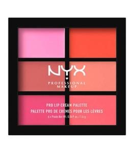 Pro Lip Cream Palette / The Pinks -